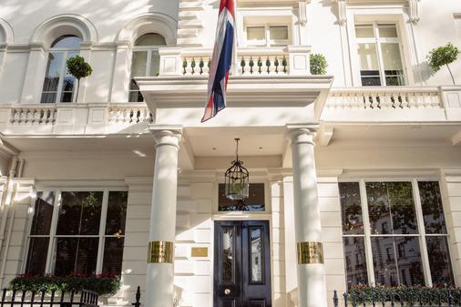 伦敦皇家公园酒店 - 伦敦 - 建筑