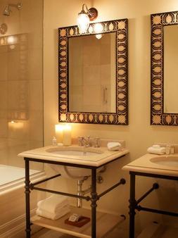伦敦皇家公园酒店 - 伦敦 - 浴室
