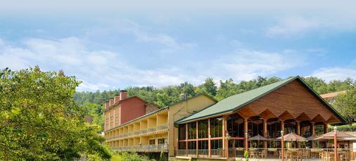 河阶度假酒店及会议中心 - 加特林堡 - 建筑