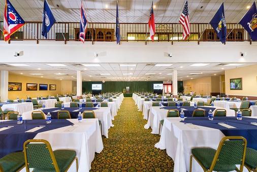河阶度假酒店及会议中心 - 加特林堡 - 会议室