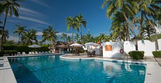 格朗菲斯特威尔式度假村 - 曼萨尼略 - 游泳池