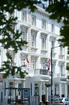 露娜和西蒙尼酒店 - 伦敦 - 建筑