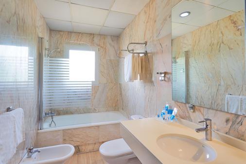 瓜达卢佩酒店 - 格拉纳达 - 浴室
