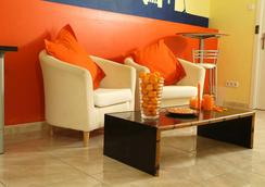 巴塞罗那城市中心旅馆 - 巴塞罗那 - 商务中心