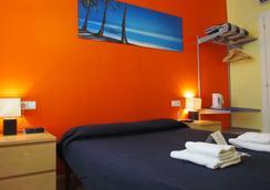 巴塞罗那城北酒店 - 巴塞罗那 - 睡房