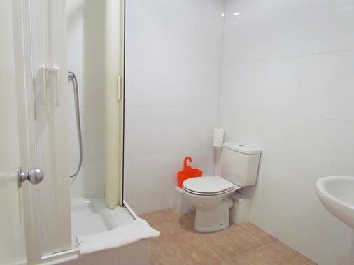 巴塞罗那城北酒店 - 巴塞罗那 - 浴室