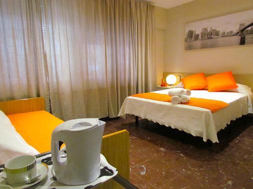 巴塞罗那城市街道酒店 - 巴塞罗那 - 睡房