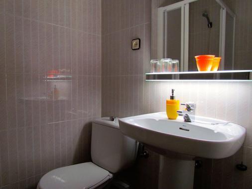 巴塞罗那城市街道酒店 - 巴塞罗那 - 浴室