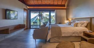 塞拉姆比度假酒店 - 嘎林海斯港 - 睡房