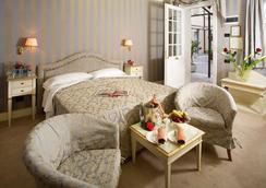 卡尔顿大运河酒店 - 威尼斯 - 睡房