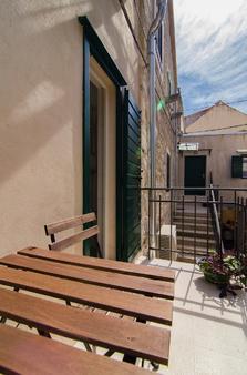 迪沃塔公寓式酒店 - 斯普利特 - 阳台