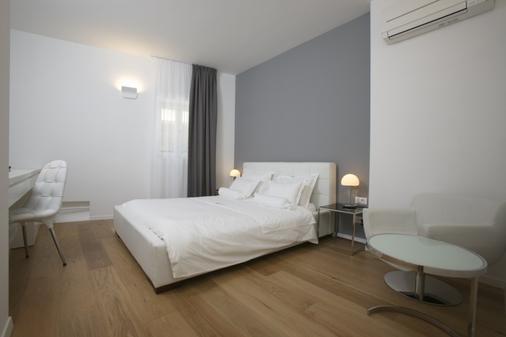 迪沃塔公寓式酒店 - 斯普利特 - 睡房