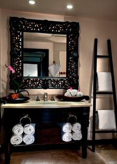 卡波阿祖尔钻石度假酒店 - 卡波圣卢卡 - 浴室