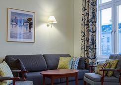 斯德哥尔摩总站酒店 - 斯德哥尔摩 - 睡房