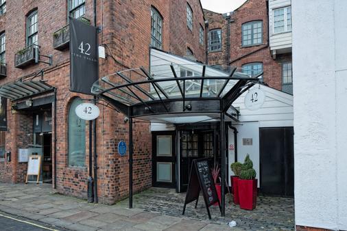 42 号呼叫酒店 - 利兹 - 建筑