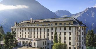 艾尔特恩酒店 - 阿罗萨 - 建筑