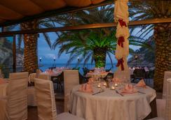 吉维洛拉度假酒店 - 滨海托萨 - 餐馆