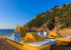吉维洛拉度假酒店 - Tossa de Mar - 海滩