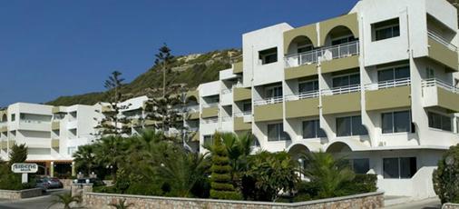 斯莱那海滩酒店 - 罗德镇 - 建筑