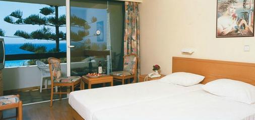 斯莱那海滩酒店 - 罗德镇 - 睡房
