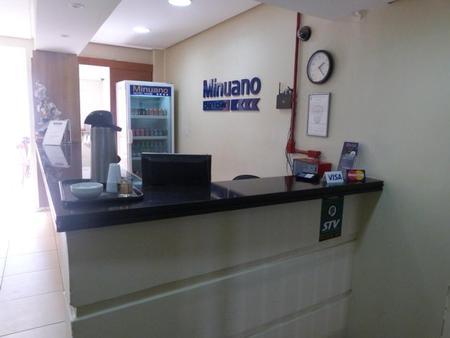 美努亚诺之家酒店 - 阿雷格里港 - 柜台