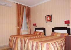 St Hotel - 阿尔及尔 - 睡房