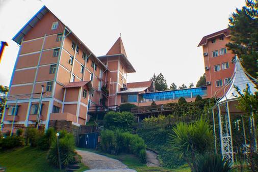 主要安静酒店 - 格拉玛多 - 建筑