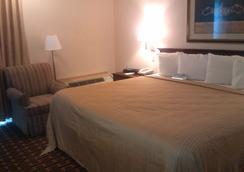 伯明翰/韦斯塔维亚山戴斯酒店 - Birmingham - 睡房