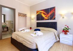 庇亚门酒店 - 罗马 - 睡房