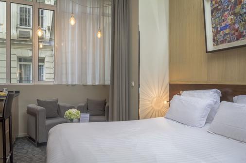 巴黎奥斯卡酒店 - 巴黎 - 睡房