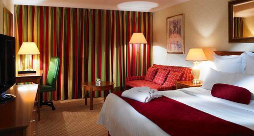 万豪加的夫度假酒店 - 卡迪夫 - 睡房