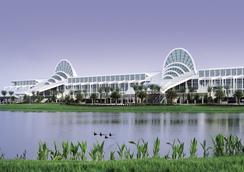 佛罗里达快捷国际汽车酒店 - 奥兰多 - 建筑