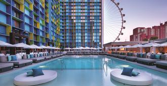 四方赌场酒店 - 拉斯维加斯 - 建筑