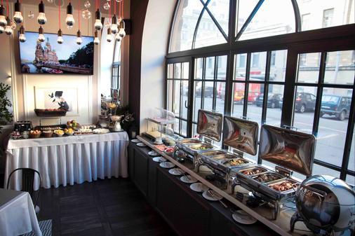 克拉夫特酒店 - 圣彼德堡 - 自助餐