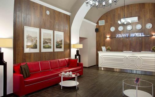 克拉夫特酒店 - 圣彼德堡 - 柜台