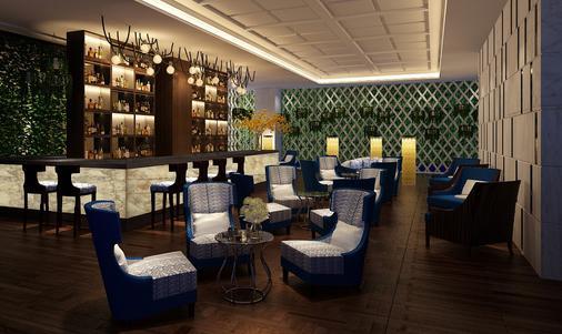 曼谷兰开斯特酒店 - 曼谷 - 酒吧