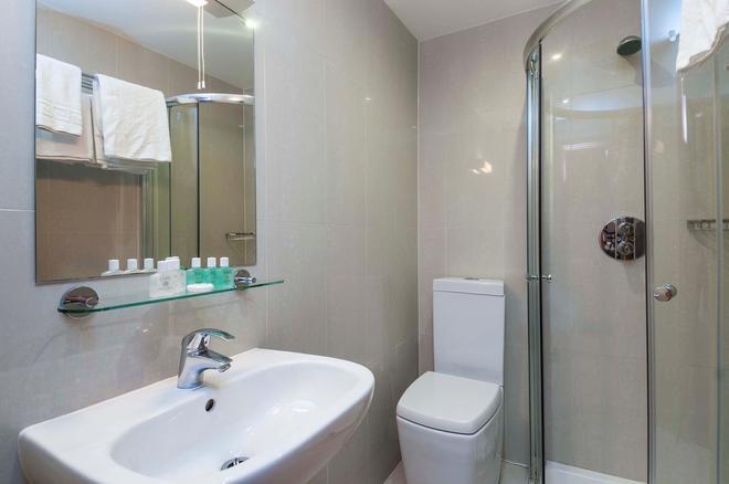 伦敦特雷波维尔酒店 - 伦敦 - 浴室