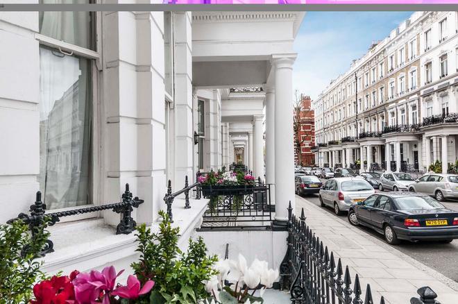 伦敦特雷波维尔酒店 - 伦敦 - 户外景观