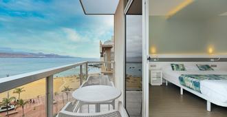 阿洛伊坎特拉斯酒店 - 大加那利岛拉斯帕尔马斯 - 阳台
