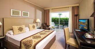 贾兹法纳拉度假酒店 - Sharm el-Sheikh - 睡房