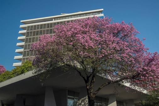 瓜拉尼亚松森酒店 - 亚松森 - 建筑