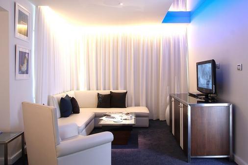 曼谷梦幻酒店 - 曼谷 - 客厅