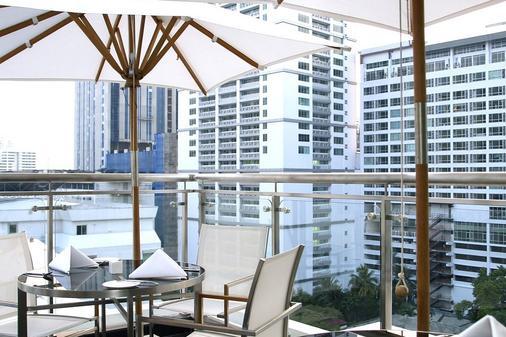 曼谷梦幻酒店 - 曼谷 - 阳台