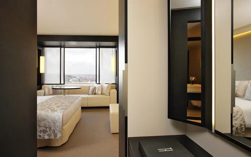 布鲁塞尔酒店 - 布鲁塞尔 - 睡房