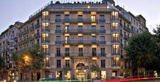 巴塞罗纳埃克斯酒店&都市温泉 - 巴塞罗那 - 建筑