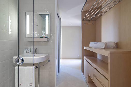 巴塞罗纳埃克斯酒店&都市温泉 - 巴塞罗那 - 浴室