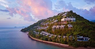 苏梅岛康莱德温泉度假酒店 - 苏梅岛 - 户外景观
