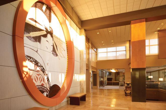 杰德威尔歌舞艺术酒店 - 旧金山 - 大厅