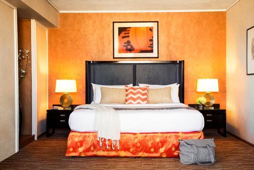 杰德威尔歌舞艺术酒店 - 旧金山 - 睡房