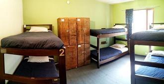 敏卡旅舍 - 基多 - 睡房